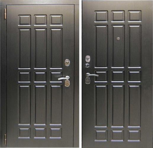 лучшие заводские входные двери